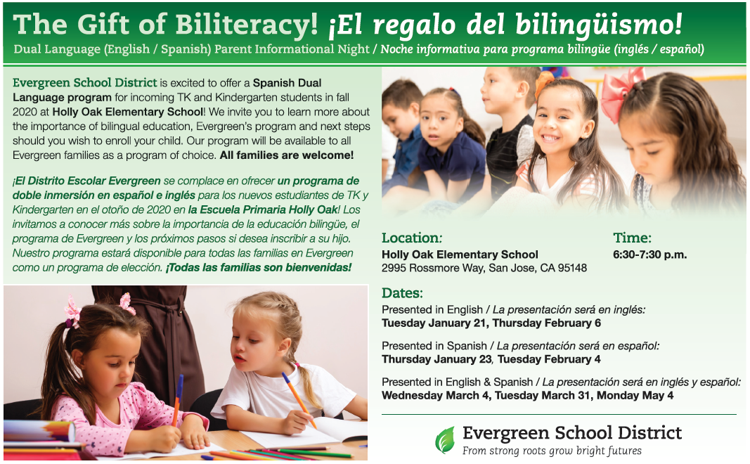 Dual Language Program - Click for text version