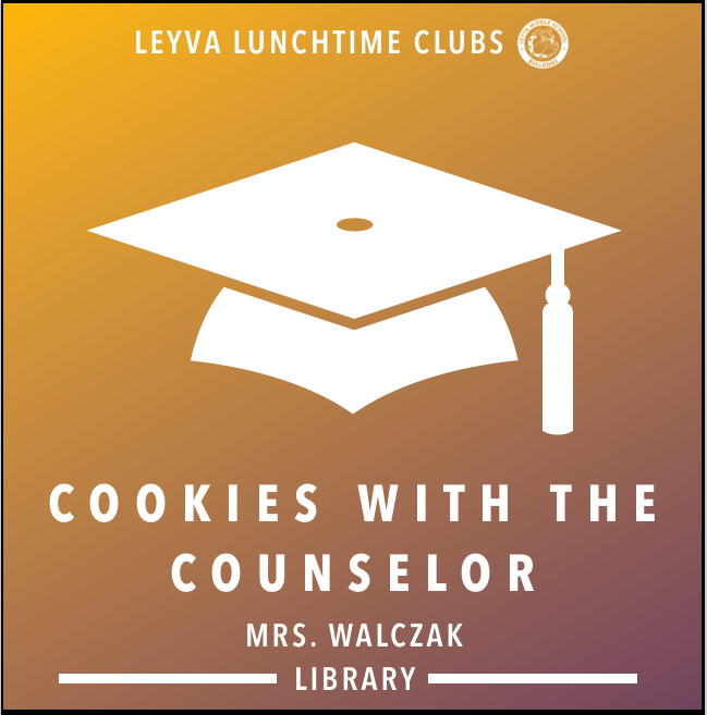 Cookies with Counselor Club Logo