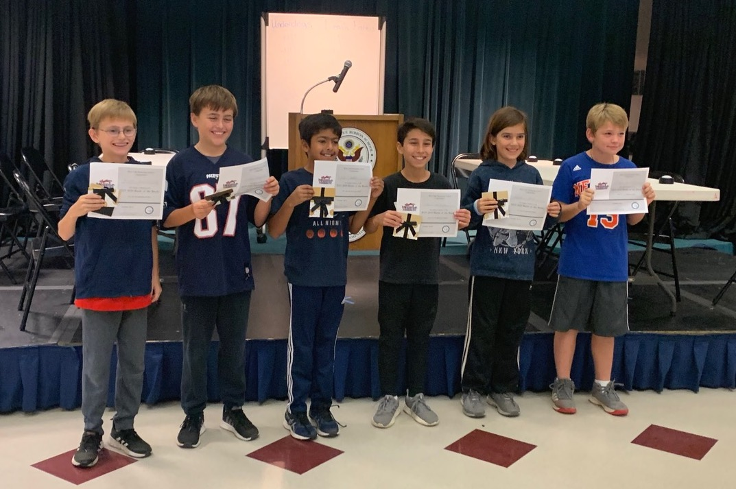 5th/6th Grade Contest Winners